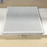La Chine de gros hôpital de revêtement de couleur aluminium Sound-Absorbing plafond suspendu