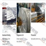 PVDF Coating Aluminum Coil Used für Roofing