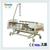 3機能超低い電気ベッド