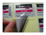 PVC / animal etiqueta de la etiqueta