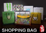 Nouvellement conçues Hot Sale sac de papier couché Sac cadeau