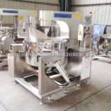 La alta calidad a bajo precio de la línea de producción de la máquina de palomitas de maíz comercial diseñado por el fabricante profesional de China