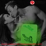 Neue kundenspezifische reizvolle erwachsene Valentinsgruß-Spiel-Fluoreszenz-Formen
