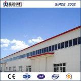 Vorfabriziertes Stahlkonstruktion-Werkstatt-Gebäude mit ISO-Bescheinigung