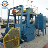 Ремень на ударопрочность песок Blast оборудования для очистки стальной пластины