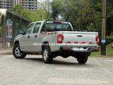 Rhd/LHDの中国の最もよいガソリン/Gasolineの二重小屋4X2は取りあげる(標準貨物ボックス、デラックスな)
