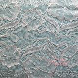 花嫁の服またはランジェリーのためのきれいなデザインファブリックトリムのレース