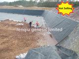 Le PEHD/LDPE géomembrane imperméable pour l'enfouissement des déchets