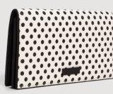 Yc-W012 DOT длинных бумажник в сложенном виде женских кошельки 2018 Fashion дизайн