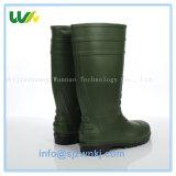 カラー頑丈な食品工業作業PVC安全雨靴を使って