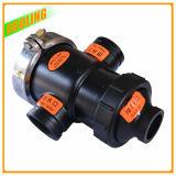 2 elettrovalvola a solenoide di nylon idraulica della valvola dell'acqua di modo PA6