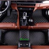 Stuoia del pavimento dell'automobile/moquette dell'automobile/stuoia del piede su ordine per le automobili del lusso del benz di Mercedes