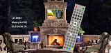 Wasserdichte Fernbedienung für Outdoor LCD TV STB DVD Audio (LPI-W061)