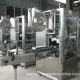 Machine à étiquettes de chemise du rétrécissement Wd-S250 pour la bouteille de jus (WD-S250)