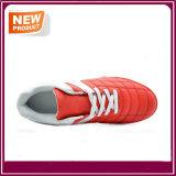 Chaussure respirable du football d'intérieur de vente chaude