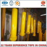 FC haute qualité 4/5 étapes vérin hydraulique télescopique pour camion-benne