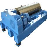 Horizontaler Typ Spirale-zentrifugale Maschine für die chemische Industrical Klärschlamm-Entwässerung