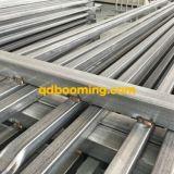 أمن معدن فولاذ سياج لوح