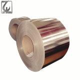 Tisco 0,35mm du bord de fente de la bobine en acier inoxydable AISI 304