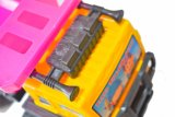 Plastic Stuk speelgoed van de Auto van het Voertuig van de Vrachtwagen van de techniek het Goedkoopste
