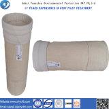 Sacchetto filtro del collettore di polveri di Aramid per l'impianto di miscelazione dell'asfalto