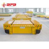 Atelier de transporteur ferroviaire pour l'usine d'acier