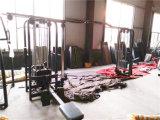 商業体操の適性装置のマルチジャングル5は、ボディービルをやる練習機械配置する