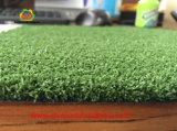 Gramado artificial do relvado do golfe do bom esporte para o uso ao ar livre