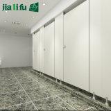 Partition commerciale bon marché stratifiée de salle de bains de feuilles de Jialifu