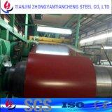 Vorgestrichener Farbe beschichteter Stahlring für das Aufbauen im Farben-Stahl