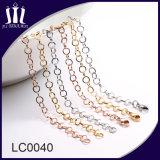 Мода украшения металлические золотые ожерелья цепи для мужчин