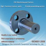 中国の回転製粉CNCの機械工場を処理するカスタム精密金属