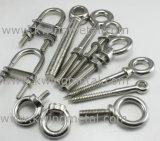 Chiodo dell'anello dell'acciaio inossidabile saldato