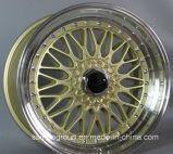 A roda da liga do carro orlara 15 16 17 18 polegadas para a roda do BBS