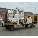 Reinigingsmachine van het Zaad van de Korrel van de Gerst van de Sojaboon van de Boon van de sesam de Mobiele