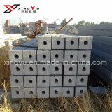 기계를 형성하는 기둥의 시멘트 물자