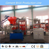 Bloque concreto automático hidráulico del ladrillo del cemento de China que hace la máquina