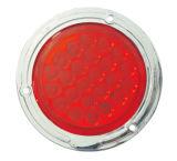 "El LED 4 ronda"" deje de girar la luz trasera TLS-1034"