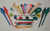 De madeira, folhosa, bambu, T de golfe plástico