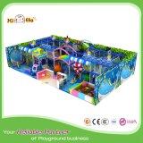 Oceaan van de Zachte van Jonge geitjes Reeks Apparatuur van de Speelplaats Binnen voor School en Park