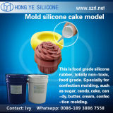 Various Molds MakingのためのプラチナCure Liquid Silicone Rubber