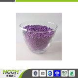 Violet masterbatch en plastique