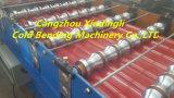 熱い販売は機械を形作るシートによって使用された鋼鉄ローラーシャッタードアロールに電流を通した