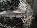 Tubulações de aço galvanizadas para a construção