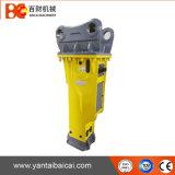 Disjuntor hidráulico em forma de caixa de Hb30g com o formão de 150 milímetros para a máquina escavadora de Volvo 290