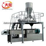機械を作るドッグフードの放出機械か乾燥したドッグフード