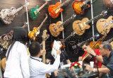 60 гитара Semi-Полого джаза Es 335 варианта годовщины электрическая (JH-1)