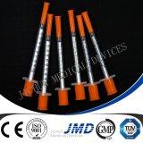 устранимые шприцы инсулина 0.3cc/0.5cc/1cc