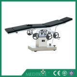 Mesa de operaciones manual universal funcionada pista quirúrgica médica (MT02011001)