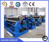 W11-20X3000 3 rollenstaal die plaat buigende rollende machine vormen